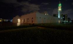 Saudi Arabia, Jeddah, Juffali Mosque