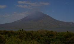 Volcanoe Momotombo
