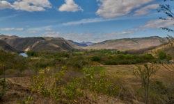 Landscape in Northern Highlands
